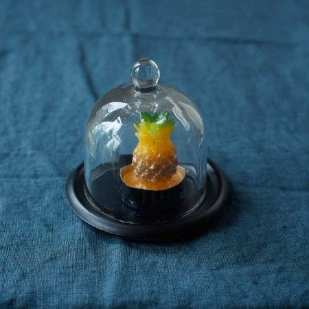 Pineapple Tea Light and Cloche