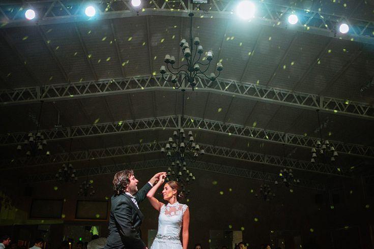 Pista de baile - Salon: Santa Lucia PH: Rodriguez | Mansilla