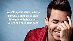Prince Royce - Darte Un Beso + Letra - YouTube
