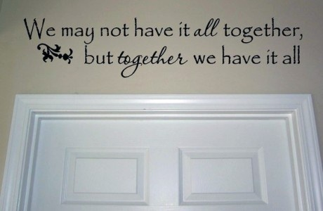 Cute Quote for Families