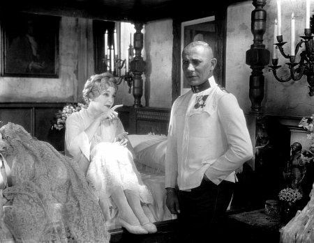 'La marcha nupcial'  Erich Von Stroheim, Zasu Pitts 1928 Paramount