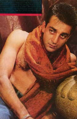 Bollywood actor Sanjay Dutt - <3 Rhea Khan