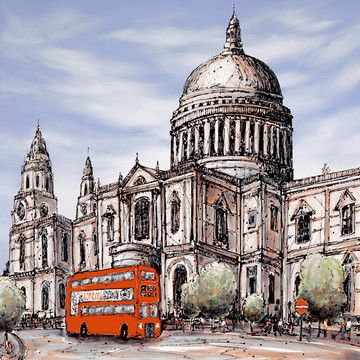 Piccadilly Bound a new release by Phillip Bissell Limited Edition priced £425