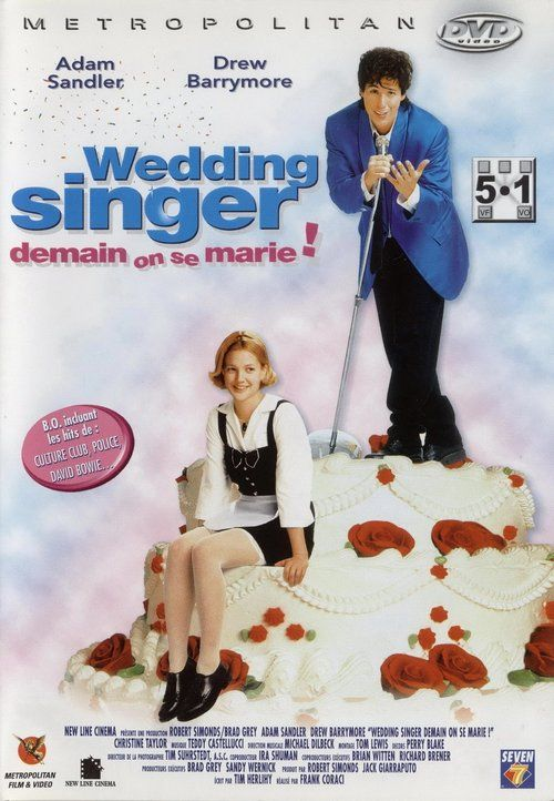 The Wedding Singer Full Movie Online 1998
