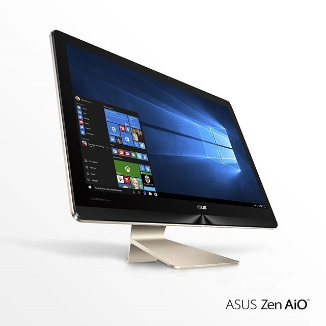 We believe that technology can be beautiful, and Zen AiO Pro is the ultimate proof. Precision-crafted from solid aluminum with a sensuous…