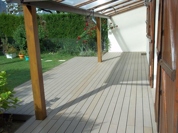 Les 25 meilleures id es de la cat gorie pose terrasse for Amenagement jardin noumea