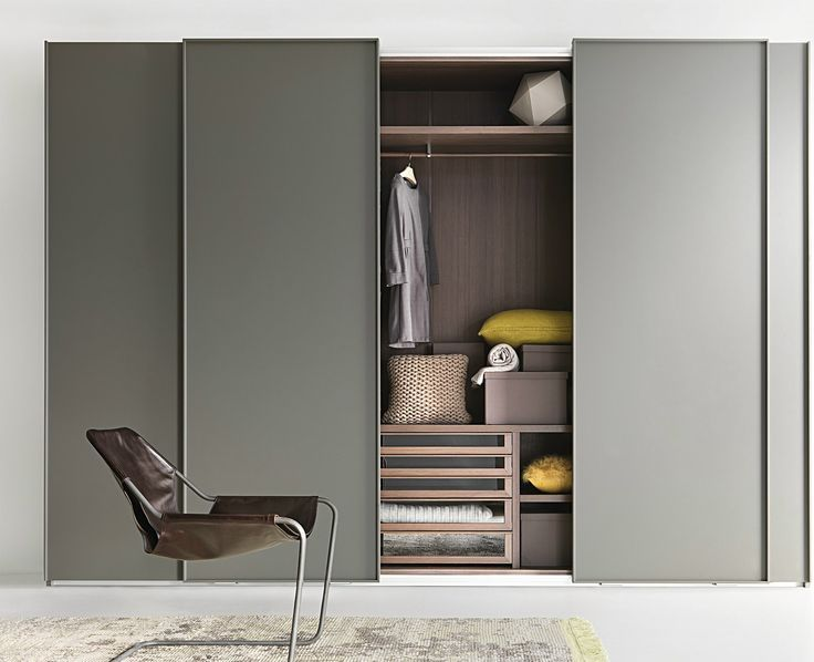 Made To Measure Wardrobe Is The Modular System That Offers Maximum Freedom Of Construction Due To The Bedroom Closet Doors Closet Designs Wardrobe Door Designs