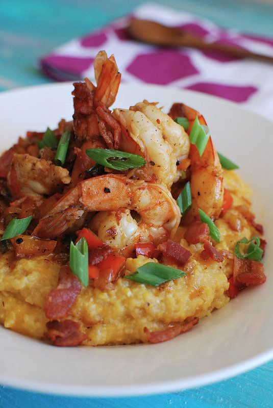 We're 5 Today!! Plus Bacon & Shrimp Cheesy Grits and a $100 AmEx® GiftCard GIVEAWAY!! | The Culinary Chronicles