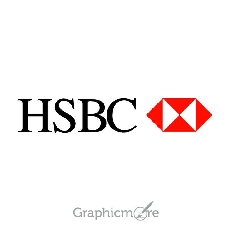 HSBC Logo Design Free Vector File