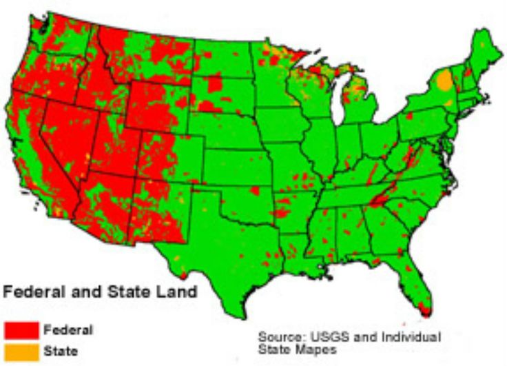 Mer Enn Bra Ideer Om Private Property På Pinterest - Us map of private property