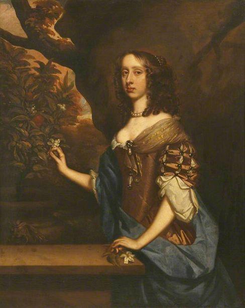 1/2. Jemima Crew, Countess of Sandwich (1625–1674).