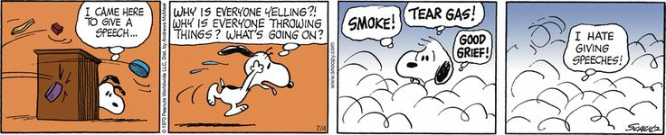 Peanuts by Charles Schulz for Jul 4, 2017 | Read Comic Strips at GoComics.com