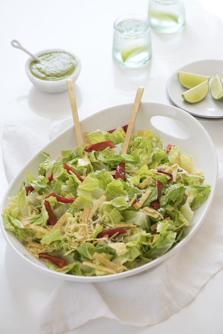 Mexican Caesar Salad - Kourtney Kardashian Official Site