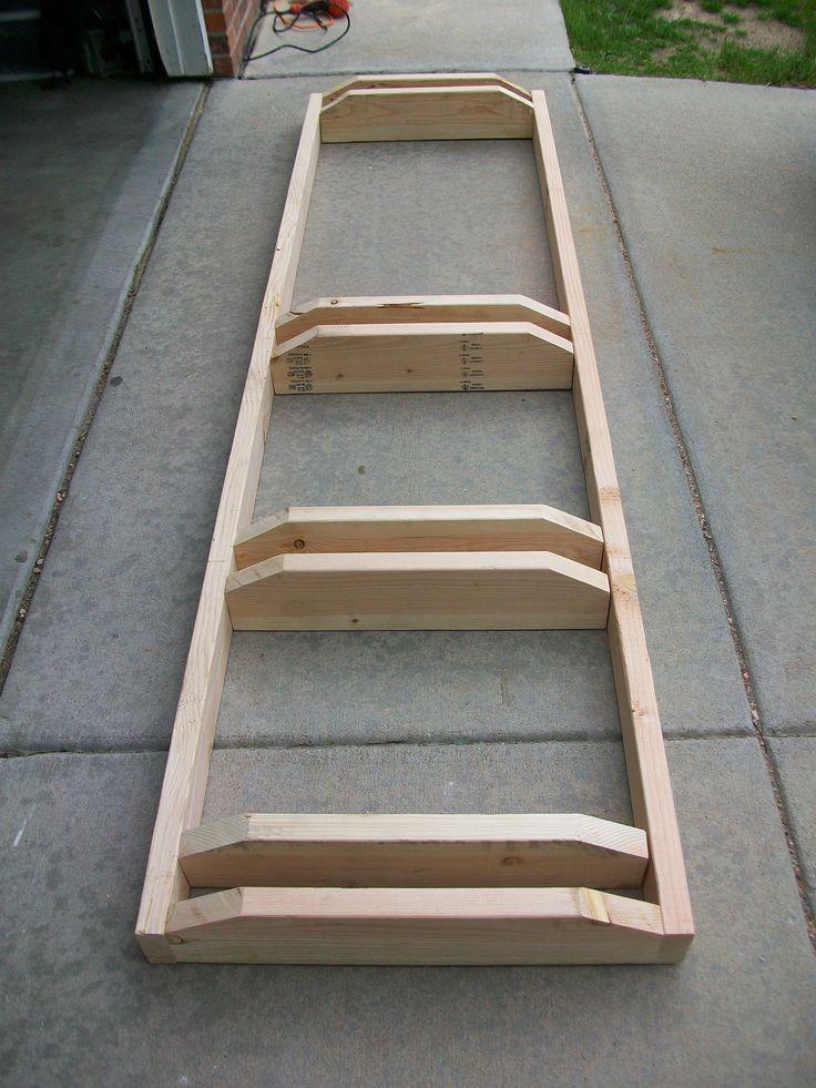 garage free standing unfinished wooden vertical bike rack storage regarding do it yourself bike rack ideas