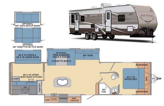 Ten Top Travel Trailers Travel Trailer Camper Flooring Travel
