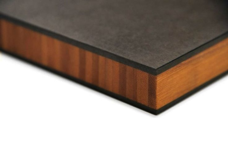 Latest Countertop Materials : Stratum, a new countertop material - made of two sheets of a paper ...