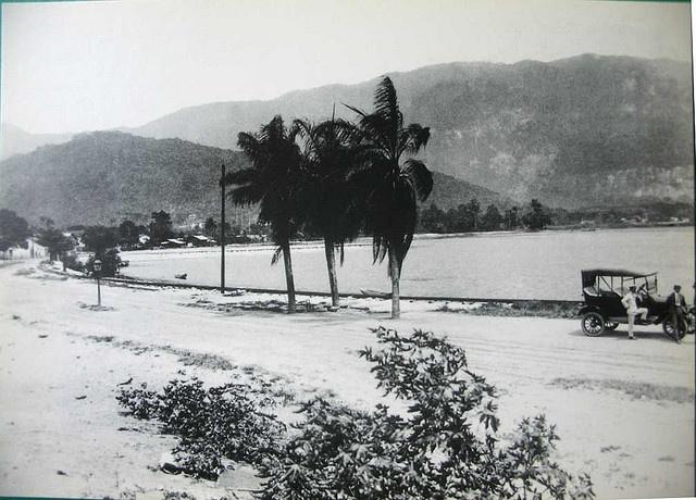 Lagoa Rodrigo de Freitas 1921.
