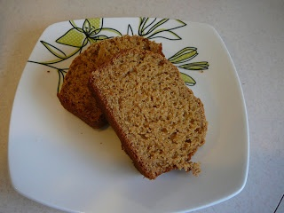 krazy cake lady: Clean Eating Banana Bread