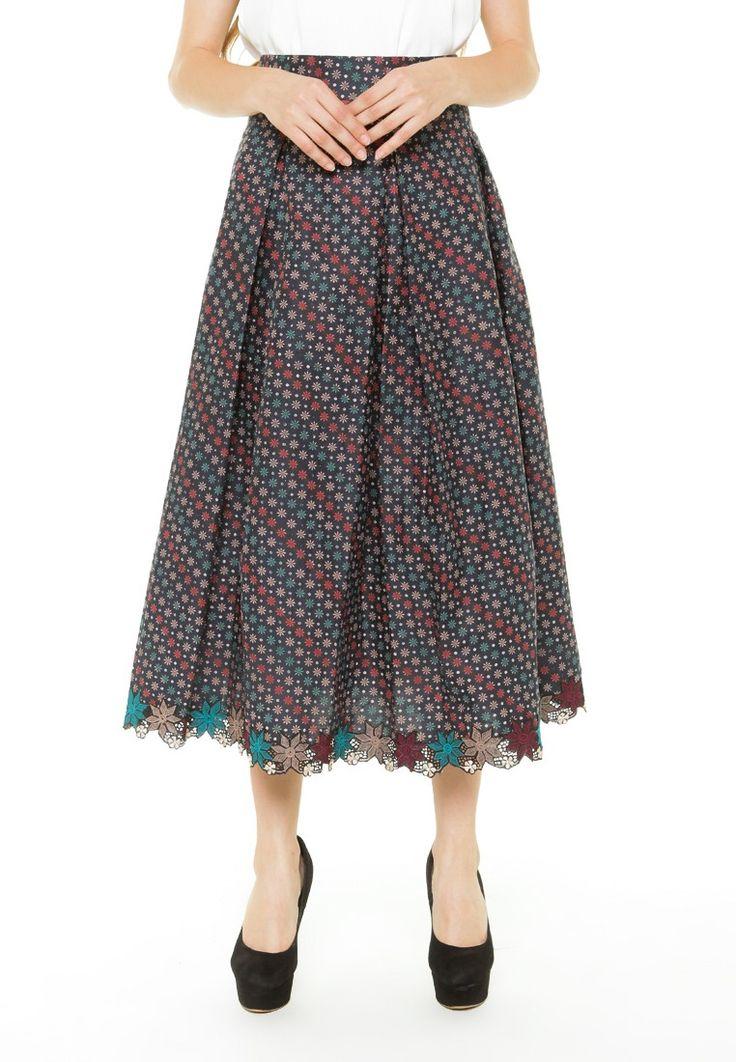 Clarisa Skirts Batik_1
