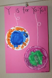 painting crafts ideas 48 best images about y is for letter of the week on 2602