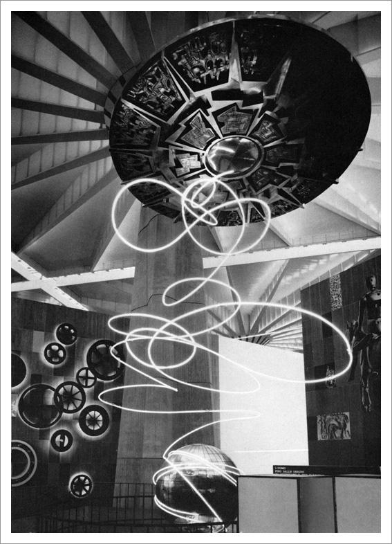 Italia 61 – Turin  Architect: Erberto Carboni / Designers: Erberto Carboni & Giovanni Ferrabini