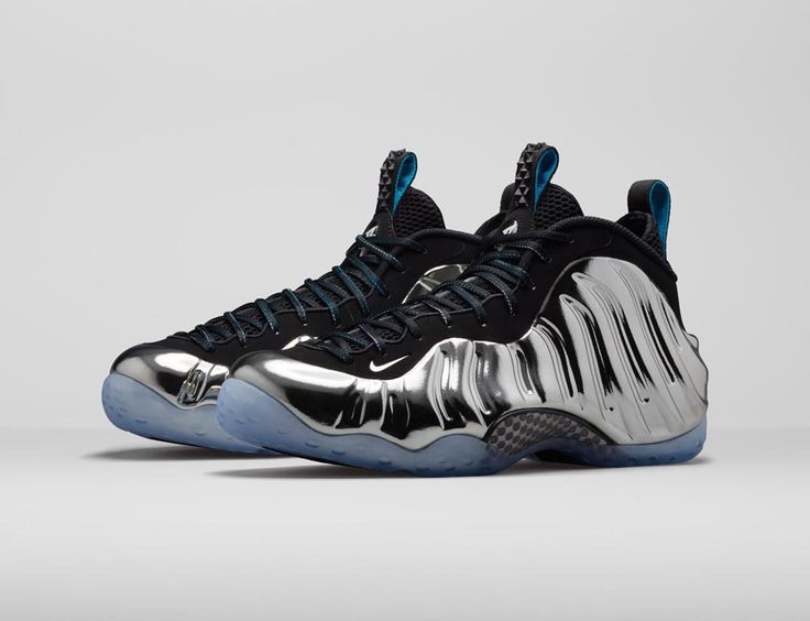 "Nike Air Foamposite One ""Mirror"" for All-Star 2015"