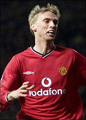 Luke Chadwick. Oh, the horror...
