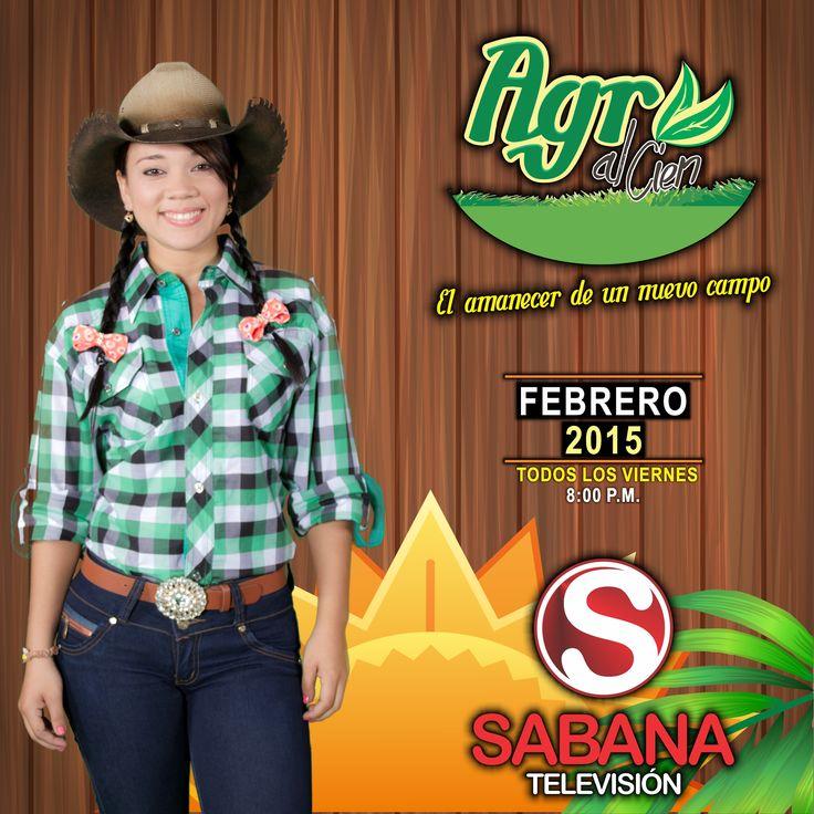 Pronto ! Febrero 2015 por Sabana Televisión