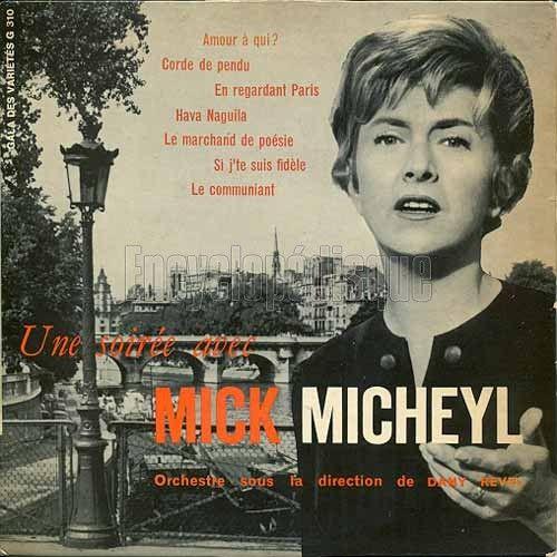 Mick Micheyl - Un gamin de paris ! https://www.mixturecloud.com/media/hym2nrkl