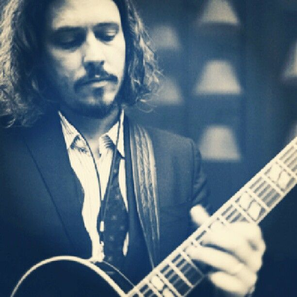 Photo by kelsiehotcakes • Instagram. John Paul White