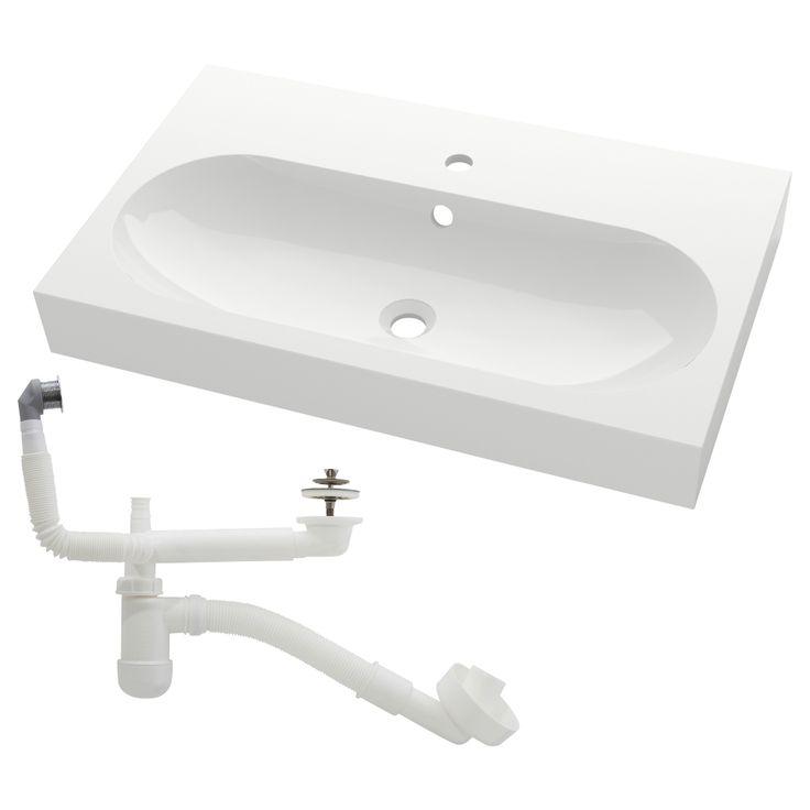 Doppelwaschbecken ikea  Die besten 25+ Siphon waschbecken Ideen auf Pinterest ...