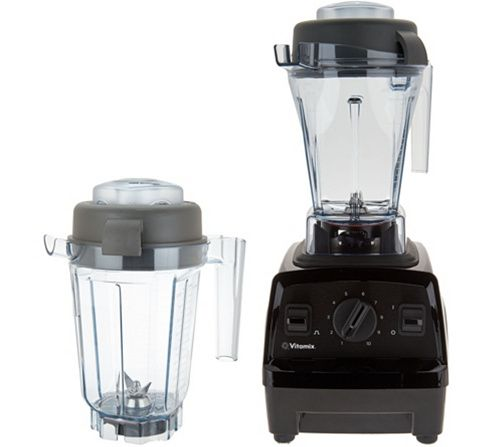 Vitamix 16-in-1 Explorian 48oz. Variable Speed Blender w/Dry Container — QVC.com