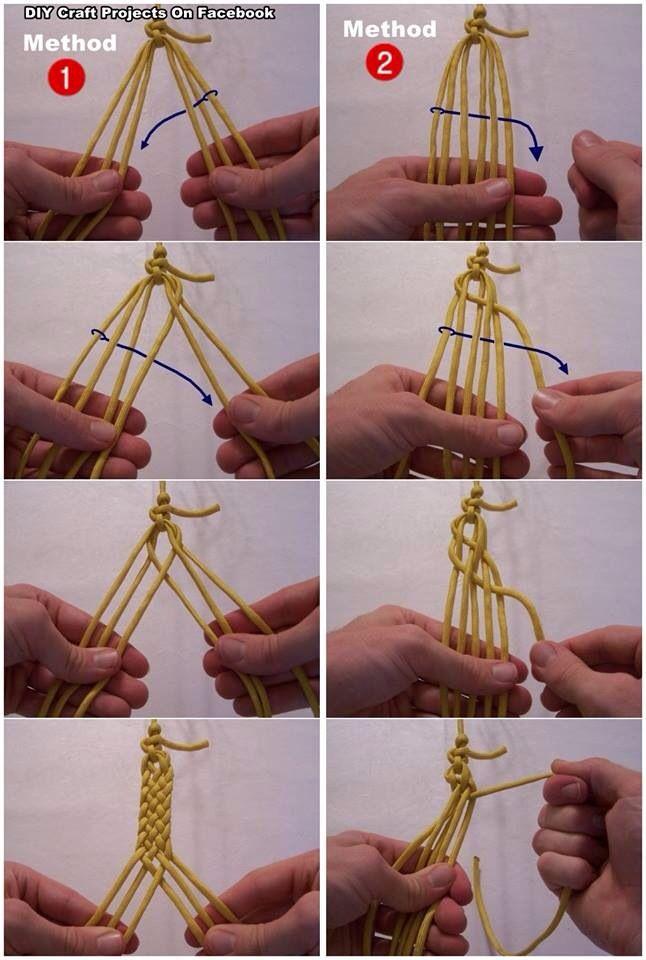 Weven / armbandjes maken