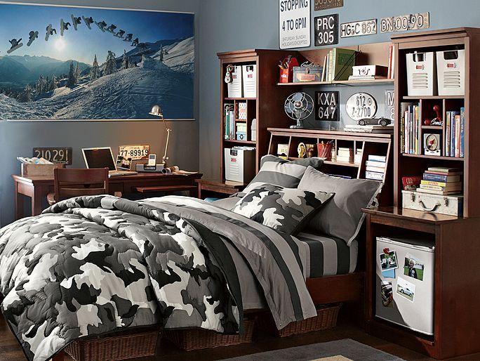 37 best Teenage Boy Bedrooms images on Pinterest   Boy ...