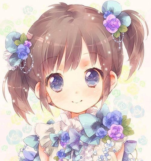Doesn't she look like Ushio all dolled up?