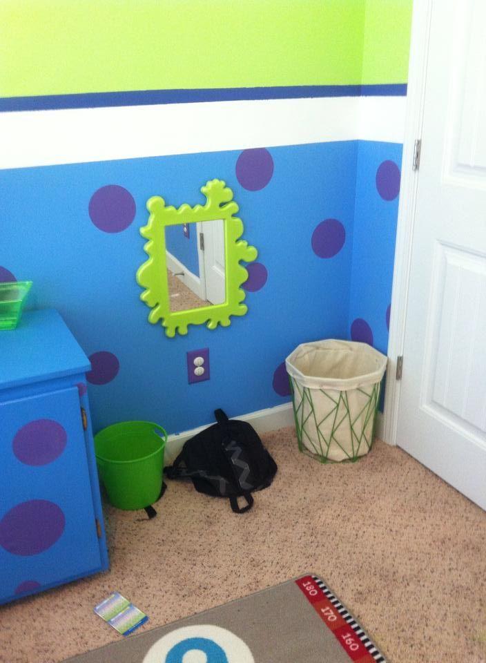 on pinterest monster room monster nursery and monsters inc bedroom