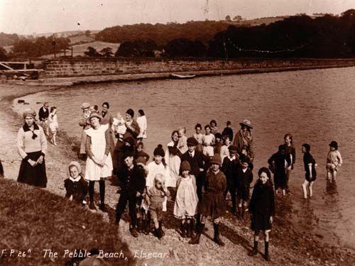 Elsecar reservoir, Elsecar, Barnsley.