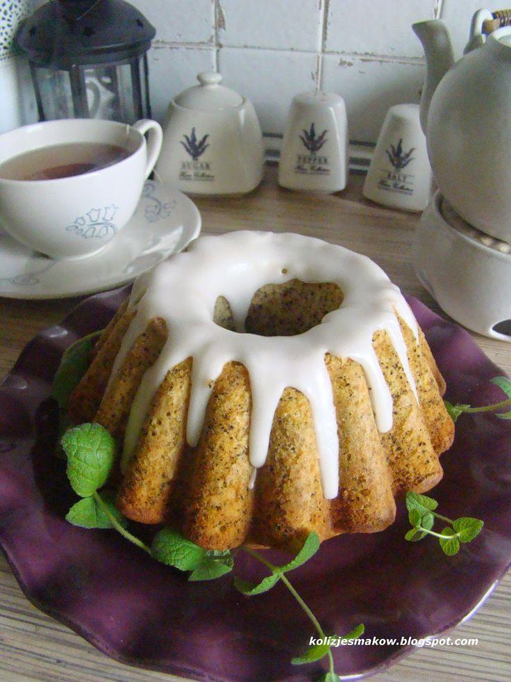 Babka z herbatą Earl Grey :)