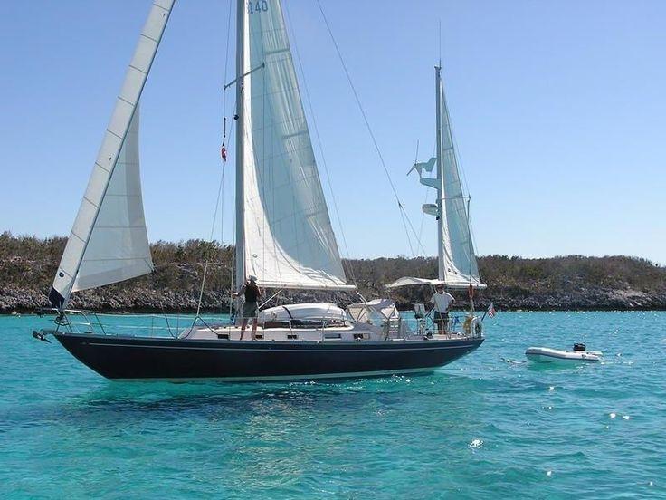 1987 Migrator Yachts Block Island 40 Sail Boat For Sale - www.yachtworld.com