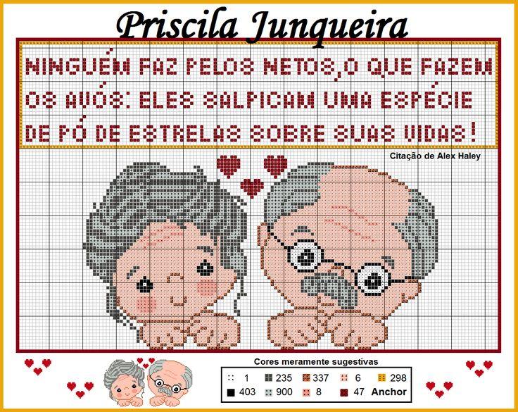 Priscila Junqueira Ponto Cruz: Dia dos Avós