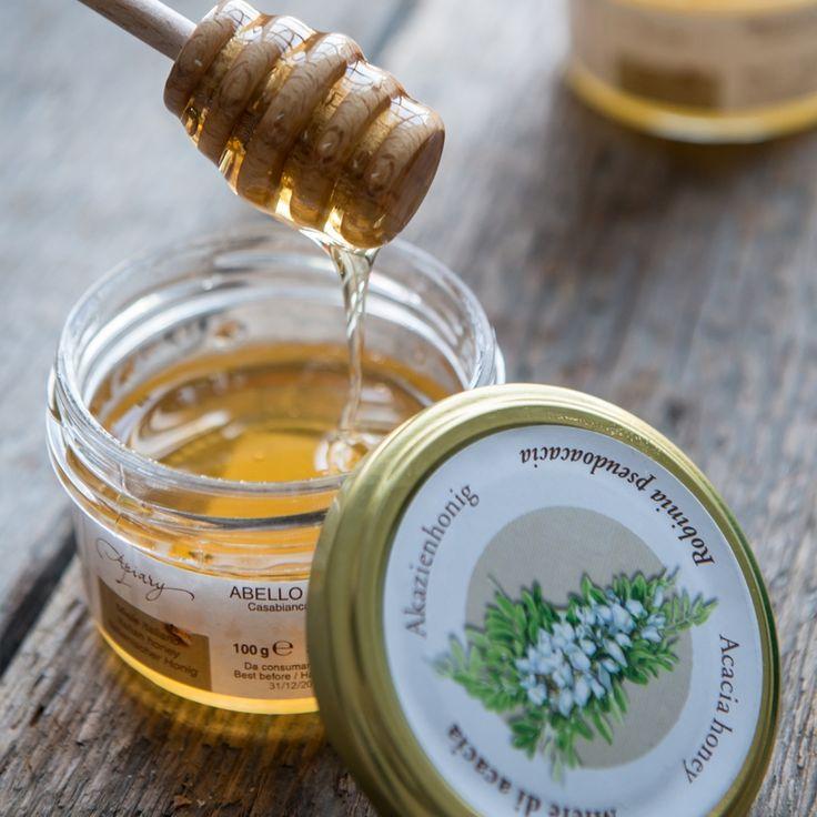 Honingdoper, beukenhout met FSC-keurmerk
