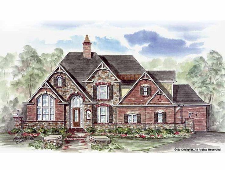 Best Home Plans Images On Pinterest European House Plans - European homes and house plans