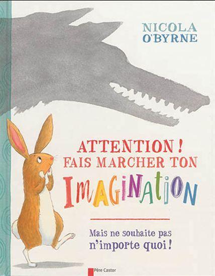 Attention ! Fais marcher ton imagination : mais ne souhaite pas n'importe quoi ! - NICOLA O'BYRNE