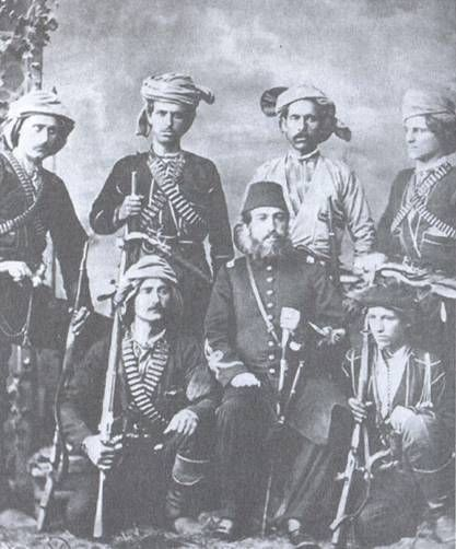 Azerbaijani Armies in the Civil War Azerbaijani soldiers the Army of Islam, led by Turkish officers. 1918
