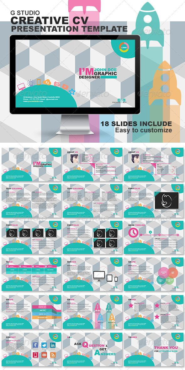 37 best presentation template images on pinterest powerpoint