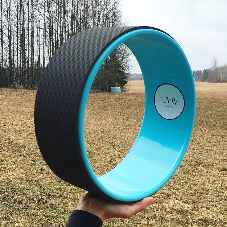 Lumi Yoga Wheel SININEN