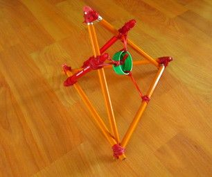 how to build a catapult out of household items