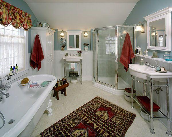 bathroom design recommendations