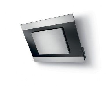 Eye Small - Black/Inox F-nerez+černé sklo,š.550mm