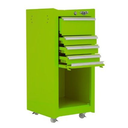 Lime green tool cart home design pinterest for Ukuran box salon 8 inch